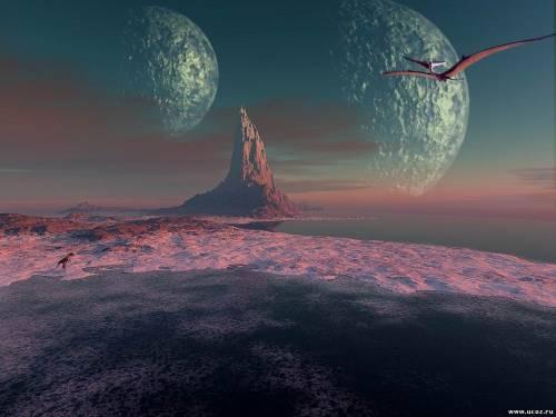 Космос и небо космос пример обои